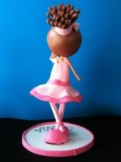 Fofucha Bailarina de Ballet Sonia