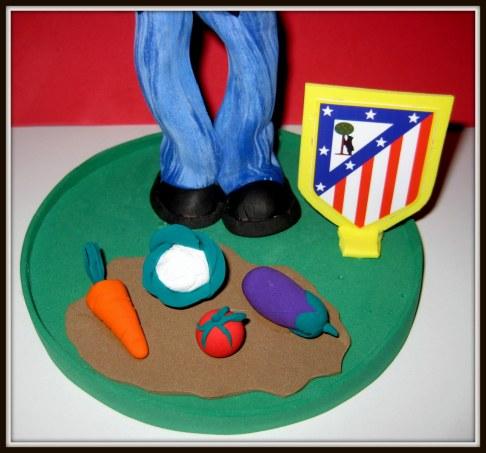 Juan Pablo huerto atleti detalle