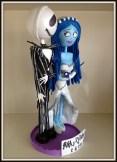 Jack Skeleton y Novia Cadáver 2