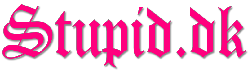 stupid.dk logo