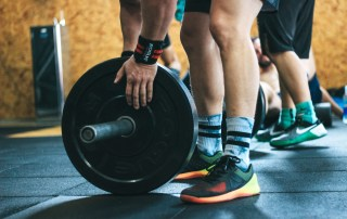 DevOps Muscle for the Crossfit Games