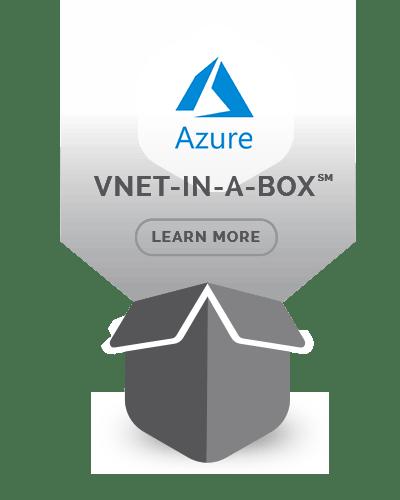 Azure  VNET-IN-A-BOX