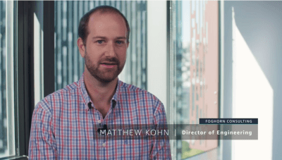 Matthew Kohn Director of Engineering Video