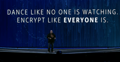 Encrypt Like Everyone Is