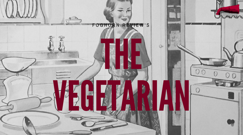 The Vegetarian Book Review
