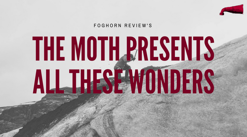 The Moth Presents All These Wonders Book Review