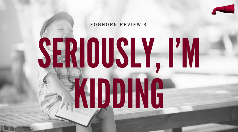 Seriously I'm Kidding Book Review