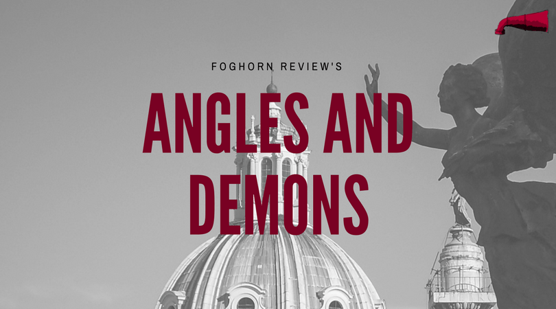 Book Review: Angles and Demons