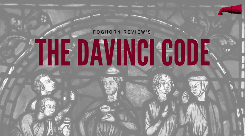 Book Review: The DaVinci Code