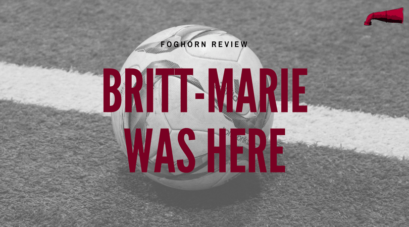 Book Review: Britt-Marie Was Here