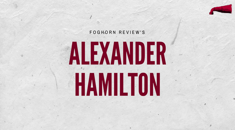 Book Review: Alexander Hamilton