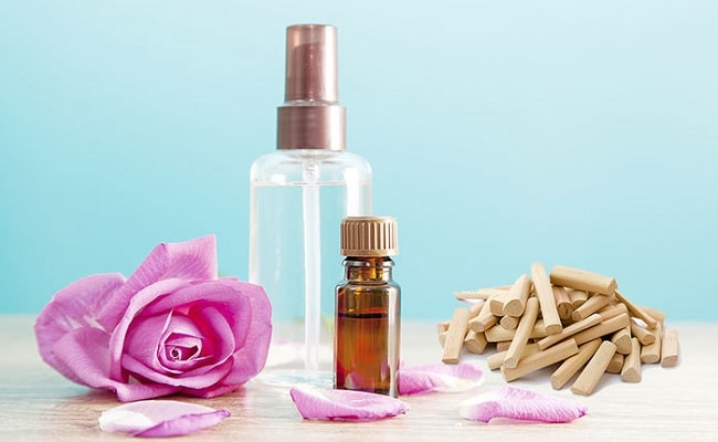 Rosewater and Sandalwood