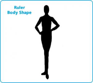 ruler body shape
