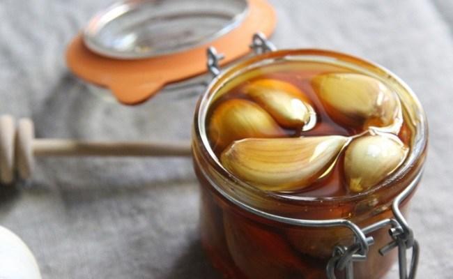 Garlic Honey Pack