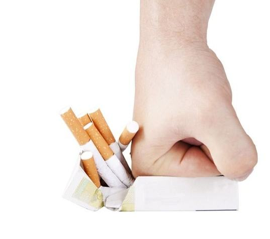 quit smoking naturally with home remedies