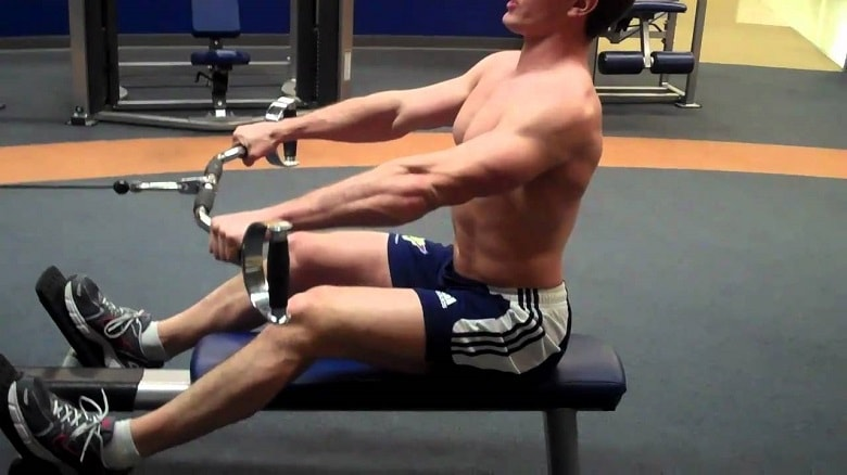 Wide-Grip Seated Cable Row