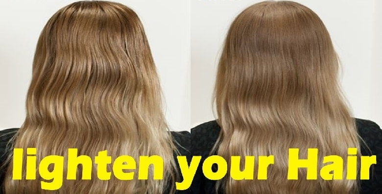 Home Remedies To Lighten Hair Naturally