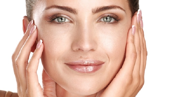 clear skin naturally overnight