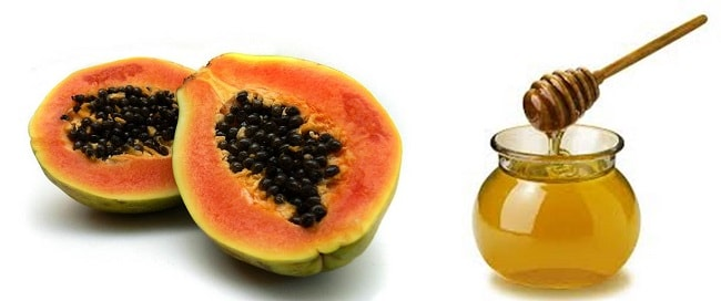 Honey and Papaya