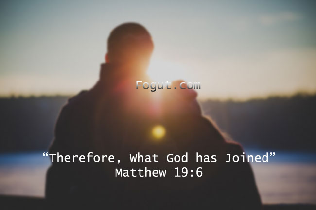 Matthew 19-6
