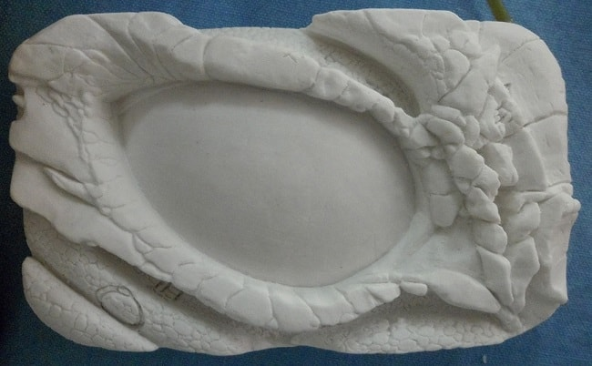 plaster of paris