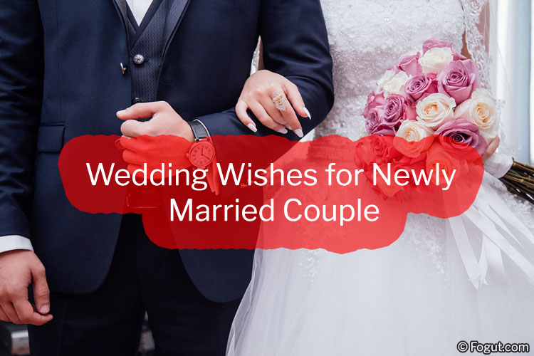 wedding wishes quotes text messages for newly married couple