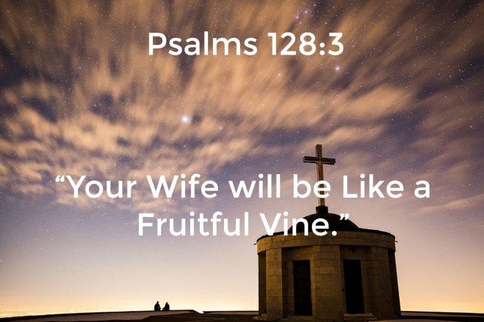 Psalms 128:3