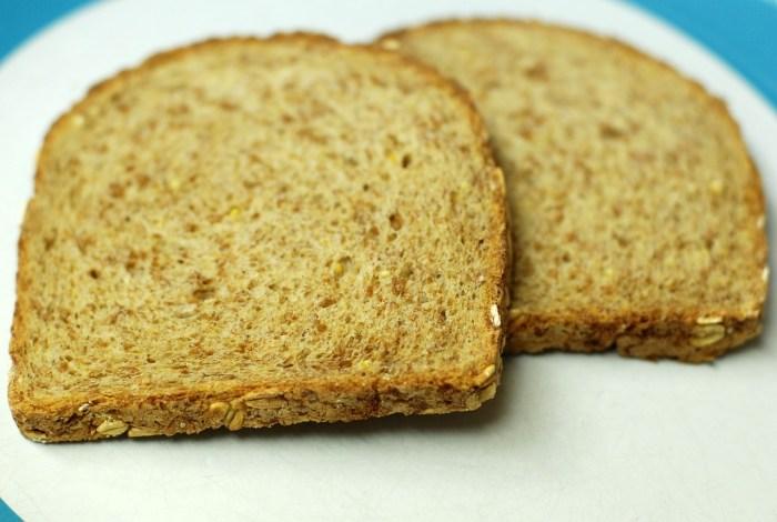 whole grains toast