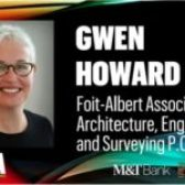 GWEN HOWARD RECOGNIZED AS A CHAMPION OF DIVERSITY