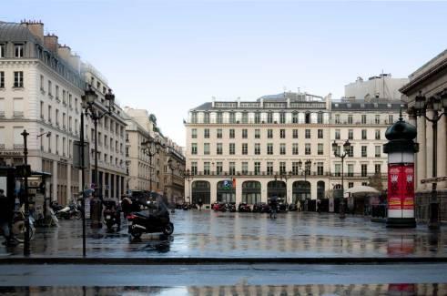 Place-de-Bourse