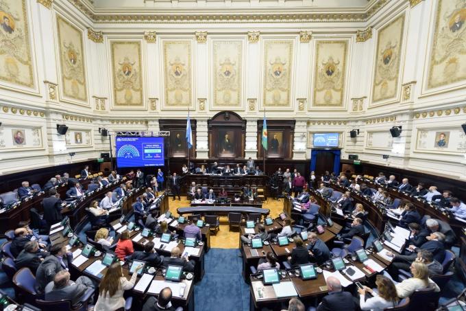 Legislatura Provincia de Buenos Aires