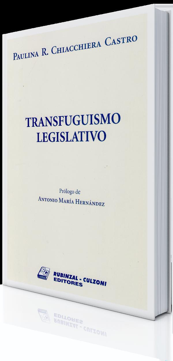 DerechoComparado-Rubinzal-Transfuguismo