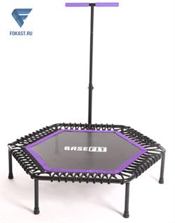 Купить Батут TR-401 101 см с держателем, фиолетовый ...
