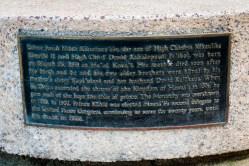180807_3032 Prince Kuhio Statue in Waikiki