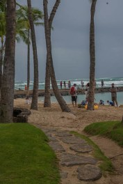 fokopoint-3230 Hurricane Lane in Waikiki before arrival