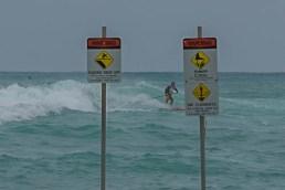 fokopoint-3340 Hurricane Lane in Waikiki before arrival