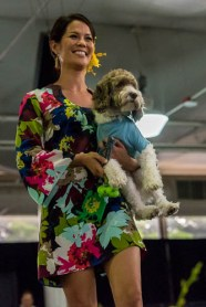 fokopoint-3917 Celebrities and Their Pets Fashion Show