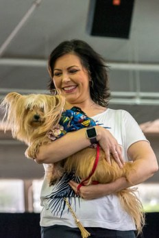 fokopoint-3970 Celebrities and Their Pets Fashion Show