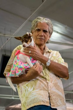 fokopoint-4115 Celebrities and Their Pets Fashion Show