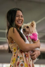 fokopoint-4202 Celebrities and Their Pets Fashion Show