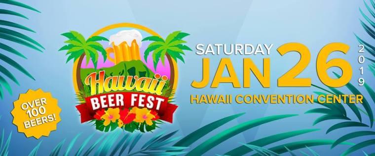 hawaiibeerfest Hawaii Beer Fest Winter Edition 2019