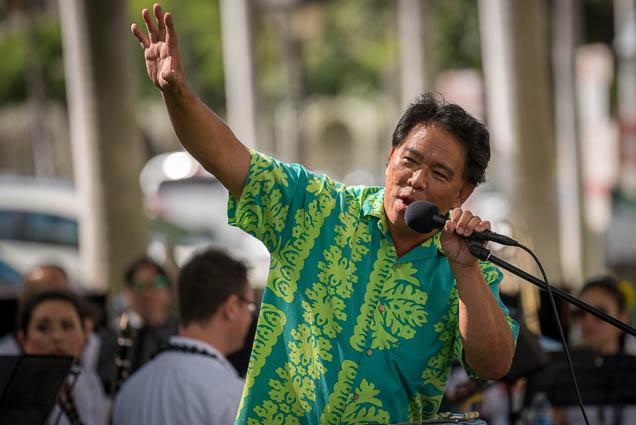 fokopoint-9667 Royal Hawaiian Band at Iolani Palace
