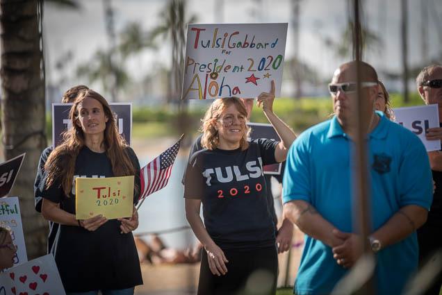 fokopoint-0229 Tulsi Gabbard Announces Presidential Run