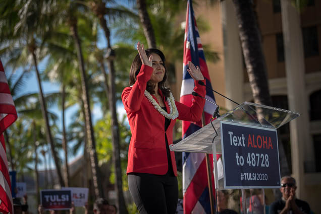 fokopoint-0267 Tulsi Gabbard Announces Presidential Run