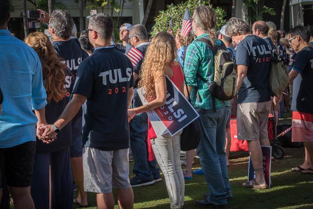 fokopoint-0296 Tulsi Gabbard Announces Presidential Run
