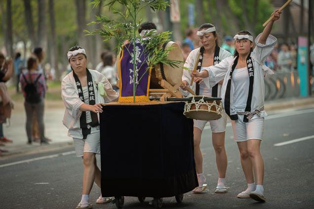 Honolulu-Festival-Parade-fokopoint-1902 Honolulu Festival Grand Parade 2019