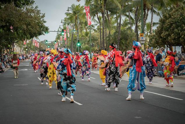 Honolulu-Festival-Parade-fokopoint-1929 Honolulu Festival Grand Parade 2019