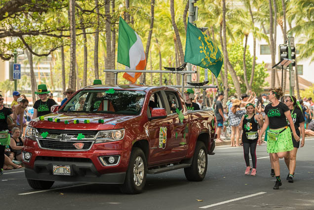 st-patricks-day-parade-honolulu-2019-fokopoint-2221 Honolulu St Patrick's Day Parade 2019