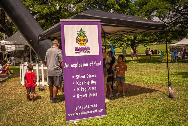 hawaii-dance-bomb-fokopoint VegFest Oahu 2019