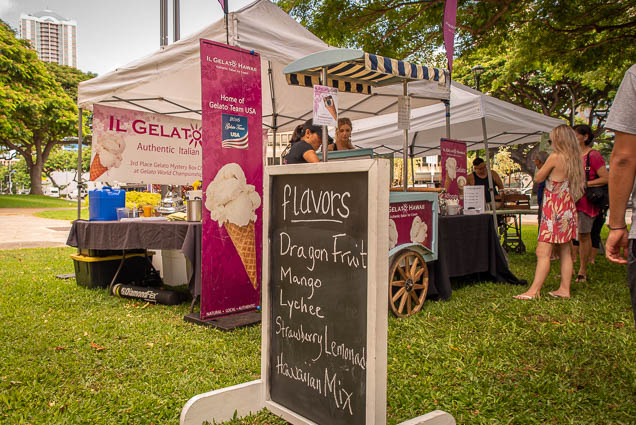 il-gelato-hawaii-vegfest-oahu-fokopoint VegFest Oahu 2019
